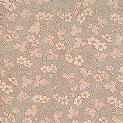 Moda French General Favorites - Bolt 4976 - Cream & Red Floral on Roche - Moda No. 13525 14 - Cotton Fabric